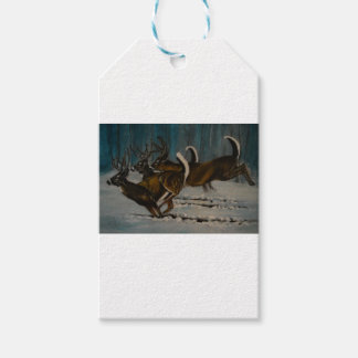 The 3 Deers Gift Tags