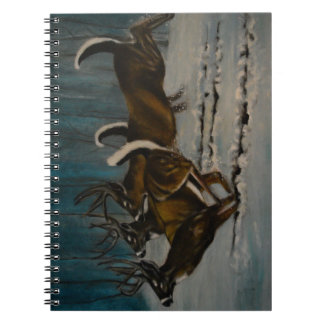 The 3 Deers Notebook