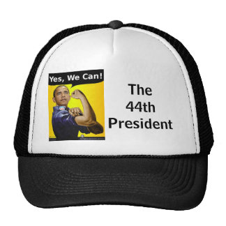 The 44th President Cap