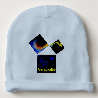 The 47th Problem of Euclid (Cosmic) Baby Beanie