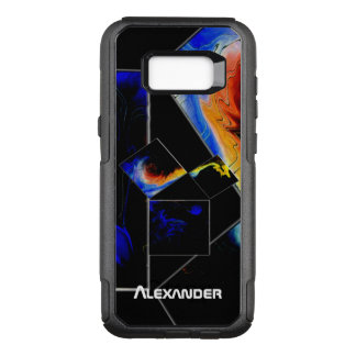 The 47th Problem of Euclid (Cosmic) OtterBox Commuter Samsung Galaxy S8+ Case