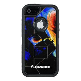 The 47th Problem of Euclid (Cosmic) OtterBox Defender iPhone Case