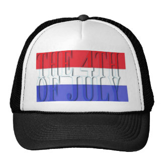 THE 4TH JULY CAP
