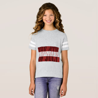 THE 4TH OF JULY GIRL'S  SHIRT