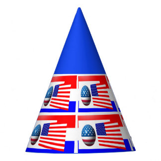 THE 4TH OF JULY  PARTY HAT