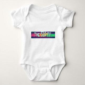 The 510 TV Baby Bodysuit