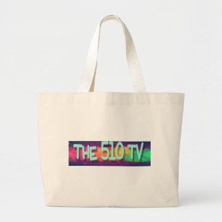 The 510 TV Large Tote Bag