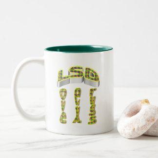 The 60's Two-Tone coffee mug