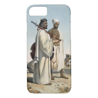 The Ababda, Nomads of the Eastern Thebaid Desert, iPhone 7 Case