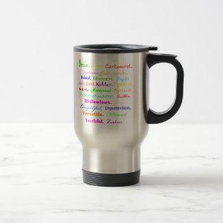 The ABCs of Me Travel Mug