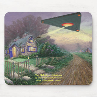 The Abduction of Kinkade, The Abduction of Kink... Mouse Pad