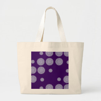 The Abiflower Large Tote Bag