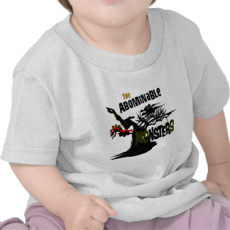 The Abominable Monsters Tee Shirt