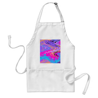 The Abstract Madness Standard Apron