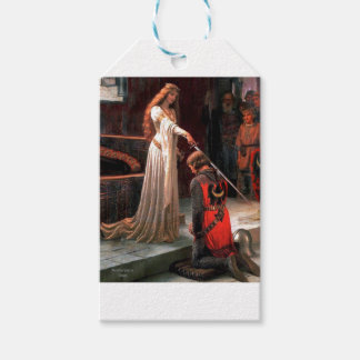 The Accolade - add your image Gift Tags