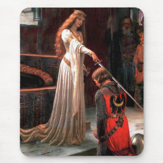The Accolade - add your own pet Mouse Pad