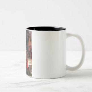 The Accolade - Border Collie (Z) Two-Tone Coffee Mug