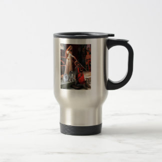 The Accolade - Two Keeshonds Travel Mug