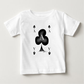 The Ace of Clubs by Tony Fernandes Baby T-Shirt