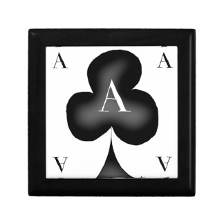 The Ace of Clubs by Tony Fernandes Gift Box