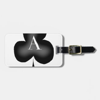 The Ace of Clubs by Tony Fernandes Luggage Tag