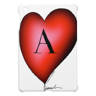 The Ace of Hearts by Tony Fernandes iPad Mini Cover
