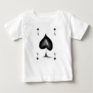 The Ace of Spades by Tony Fernandes Baby T-Shirt