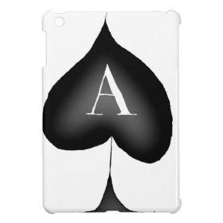 The Ace of Spades by Tony Fernandes iPad Mini Cover