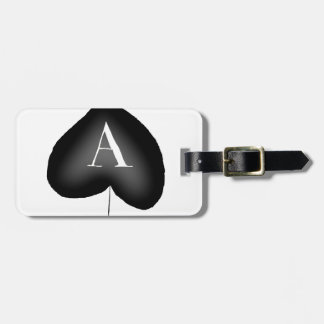 The Ace of Spades by Tony Fernandes Luggage Tag