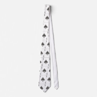 The Ace of Spades Tie