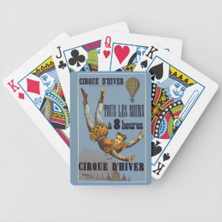 The Acrobat Bicycle Playing Cards