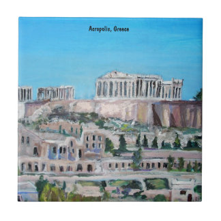 The Acropolis tile