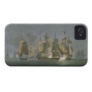 The Action Renewed by Night, off Madagascar, 20th iPhone 4 Cases