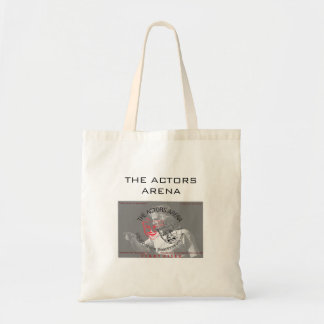 The Actors Arena Budget Tote Bag