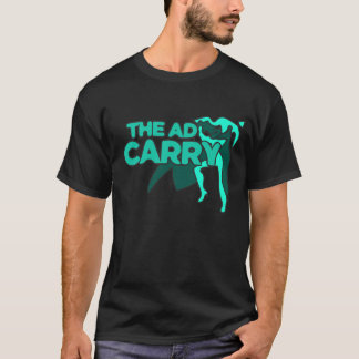 """""""The AD Carry"""" Vayne Icon T-Shirt"""