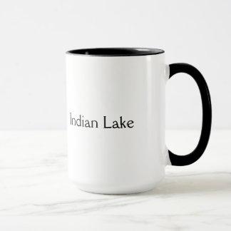 The Adirondacks are Calling - Indian Lake Mug