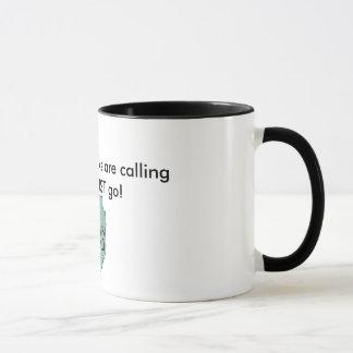 The Adirondacks are calling Mug