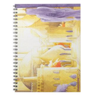 The Admonishments: Dawn Notebook