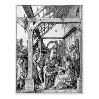 The Adoration of the Magi, 1511 Postcard