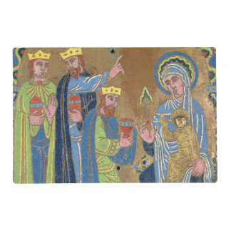 The Adoration of the Magi, c.1189 Laminated Place Mat