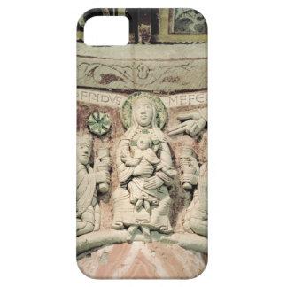 The Adoration of the Magi, column capital (stone) iPhone 5 Cover