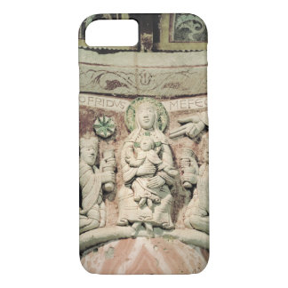 The Adoration of the Magi, column capital (stone) iPhone 7 Case