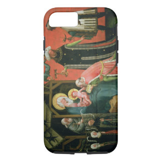 The Adoration of the Magi (oil on panel) iPhone 7 Case