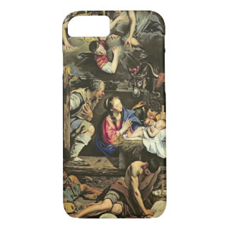 The Adoration of the Shepherds, 1612 (oil on canva iPhone 7 Case
