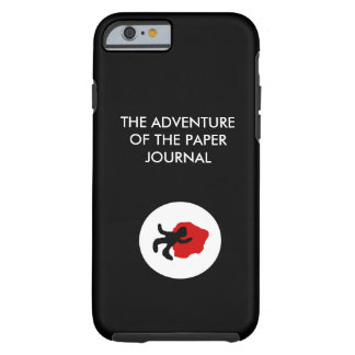 The Adventure of the Paper Journal iPhone 6 Case