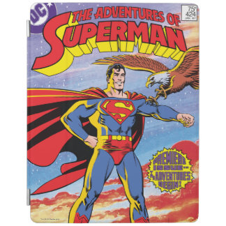 The Adventures of Superman #424 iPad Cover