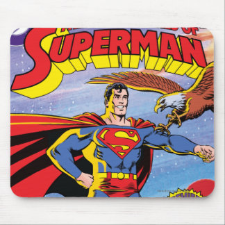 The Adventures of Superman #424 Mouse Pad