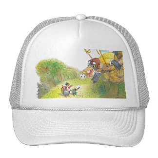 The Adventures of Ted, Ed and Caroll Cap