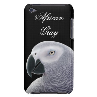 The African Gray Parrot iPod Touch Case