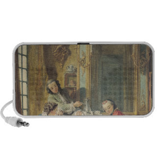 The Afternoon Meal, 1739 Laptop Speaker